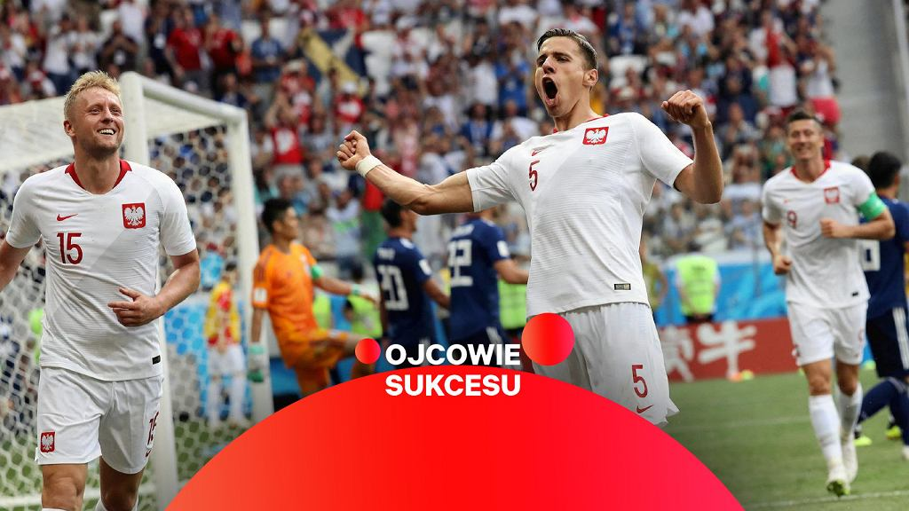 Polska - Japonia. Jan Bednarek