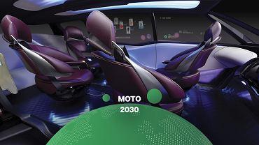 Koncepcyjny pojazd Toyoty