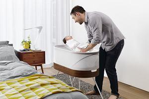 Inteligentna kołyska usypia dziecko w minutę, rodzic ma wolne ręce. Wymarzony scenariusz?