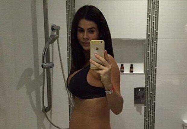 Sophie Guidolin - trenerka fitness, która pokazuje, jak wygląda jej ciało po ciąży