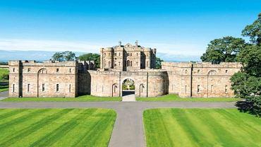 Zamek królowej Marii I Stuart wystawiony na sprzedaż.