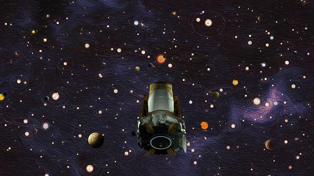 Kosmiczny Teleskop Keplera odkrył już 2600 planet poza naszym Układem Słonecznym, z których wiele może być obiecującymi miejscami do życia.