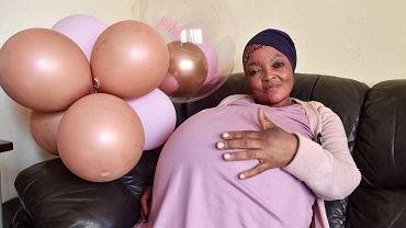 Obywatelka RPA miała urodzić dziesięcioraczki