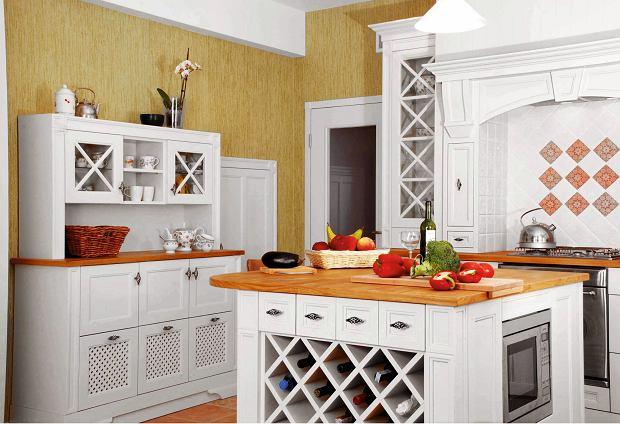 kuchnia, meble kuchenne, wyspy kuchenne, kuchnia z wyspą