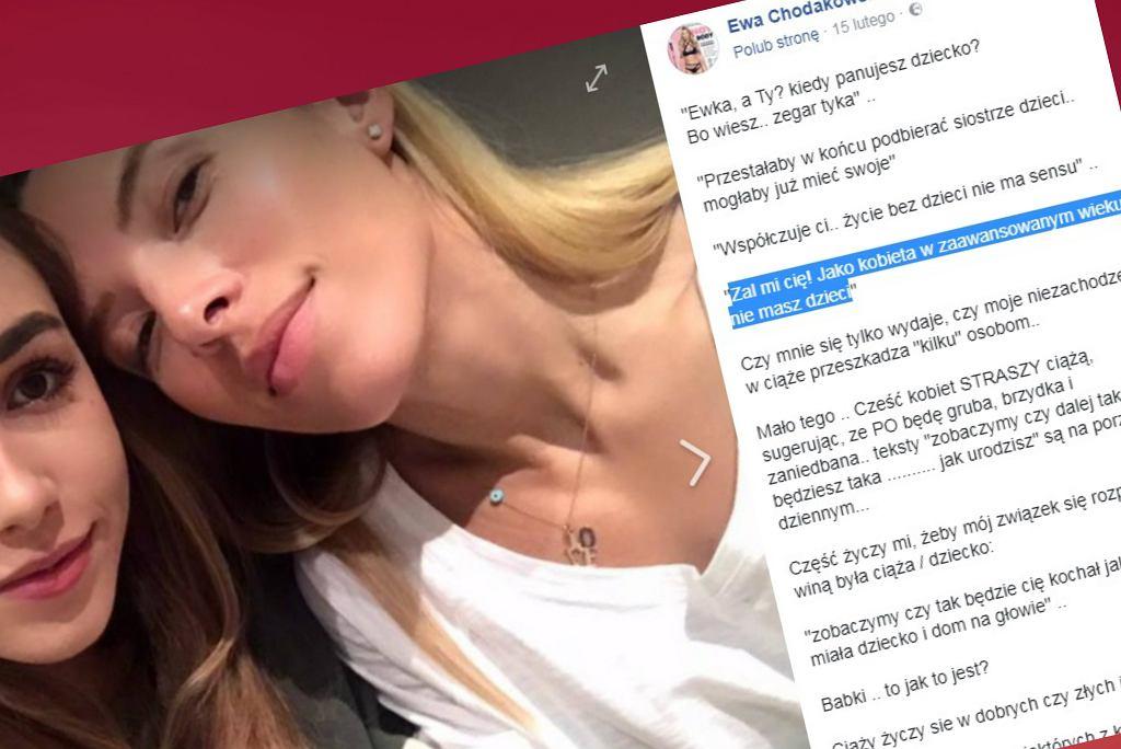 Ewa Chodakowska została znowu skrytykowana z tego samego powodu.