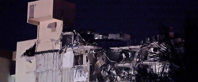 USA. W Miami zawalił się 12-piętrowy budynek. Świadkowie słyszeli krzyki