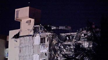 Katastrofa budowlana w Miami