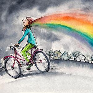 Polscy twórcy książek dla dzieci solidaryzują się z osobami LGBT+.