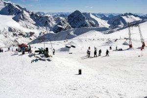 5 lodowców tyrolskich: sezon narciarski rozpoczęty