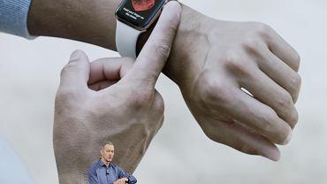 Zegarek Apple ma funkcje dalece wykraczające poza zwykłe sprawdzanie godziny