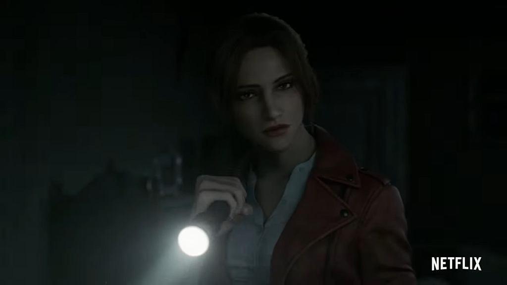 Netflix 'Resident Evil: Wieczny mrok'.