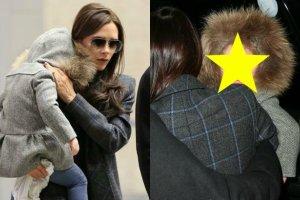 Victoria Beckham i Harper Beckham