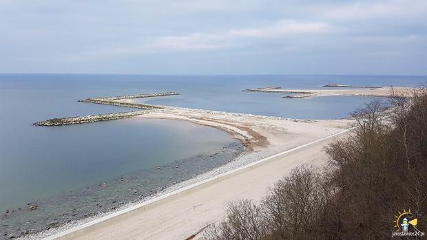 Prace nad sztuczną plażą zaczęły się już w zeszłym roku