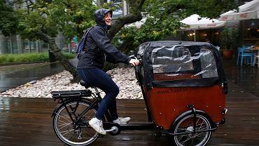 Gdynia dopłaca mieszkańcom do zakupu własnego roweru cargo