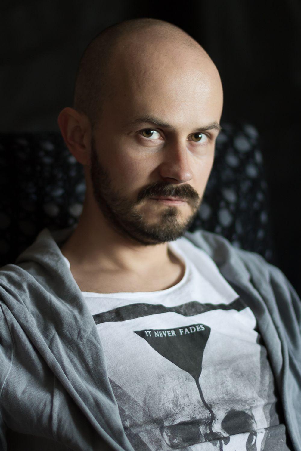Robert Rient (fot. Joanna Woźniak)