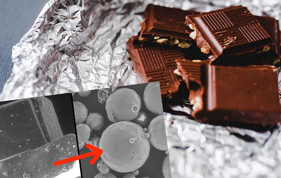 Nestle patentuje przełomowe słodycze