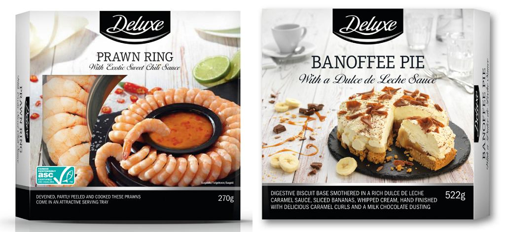 Produkty Deluxe od Lidla