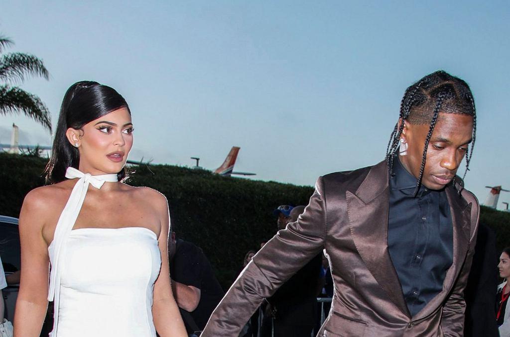 Kylie Jenner i Travis Scott rozstali się!