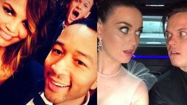 Katy Perry, Neil Patrick Harris, Chrissy Teigen, John Legend
