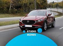 Studio Biznes odc. 8. Do naszego studia przyjechała Mazda CX-30