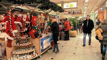 Zakupy przed świętami (fot: Marcin Wojciechowski / Agencja Gazeta)