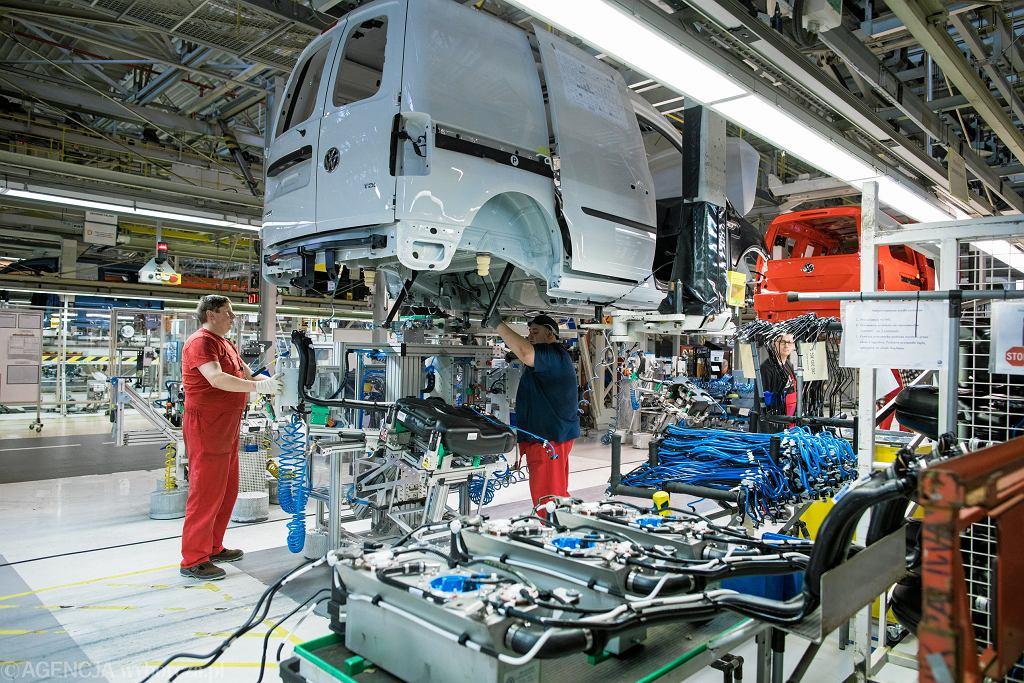 W Opolu mają powstawać nowe rozwiązania m.in. dla aut firmy Volkswagen