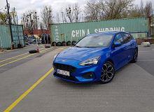Ford Focus 1.5 EcoBoost ST-Line - opinie Moto.pl. Ścisła czołówka