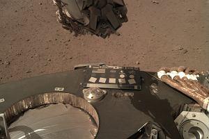 Polska flaga na Marsie. Niezwykłe zdjęcia NASA