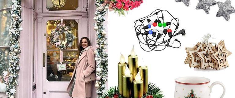 Najpiękniejsze świąteczne dekoracje na Święta. Za 120 zł kupisz cały zestaw!