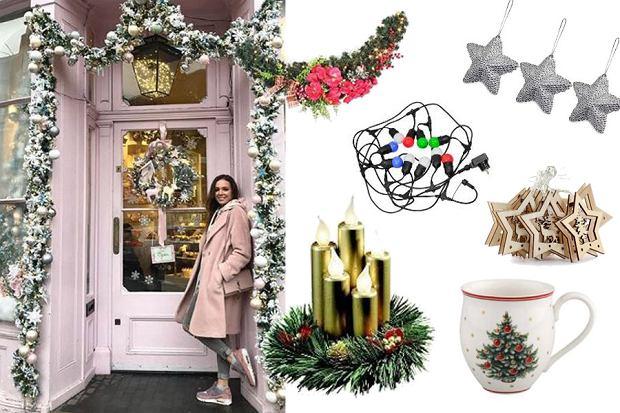 dekoracje świąteczne / mat. partnera