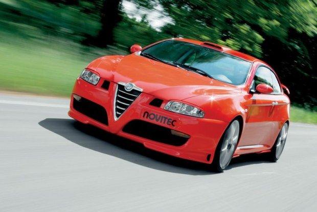 Novitec Alfa Romeo GT X-Superhero