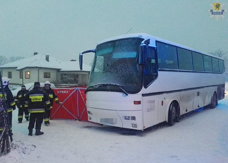 Tragedia w Kwidzynie. 11-latka potrącił autobus