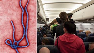 Naukowcy z Georgii twierdzą, że sposób, w jaki pasażerowie zajmują miejsca w samolocie, sprzyja rozprzestrzenianiu się bakterii i wirusów chorobotwórczych