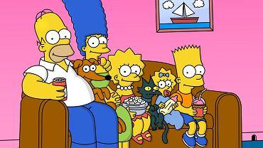 """""""Simpsonowie"""""""