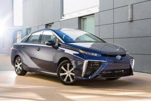 Wideo | Toyota Mirai | Auto na wodór gotowe do produkcji