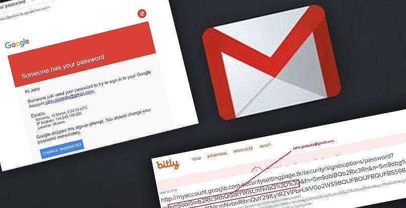 Kulisy ataków na konta Gmail