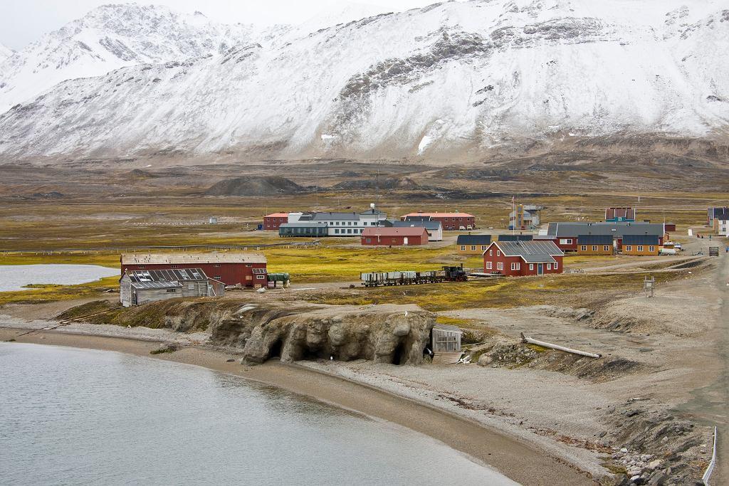 Ny-alesund, Spitsbergen