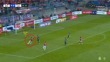 screen Canal + Sport