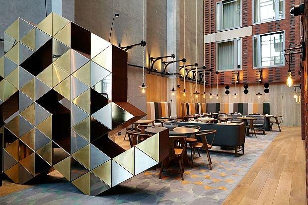 Zdjęcie numer 9 w galerii - Designerskie wnętrze i autorskie menu - taka jest restauracja INK przy ul. Stągiewnej