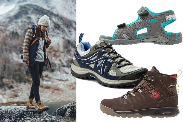 Rodzaje butów trekkingowych