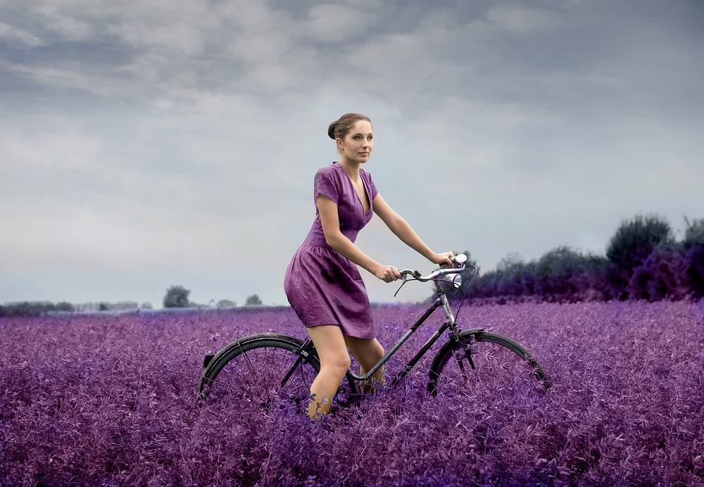 Jazda na rowerze = masywne uda?