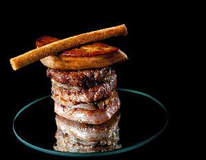 Polędwica wołowa z foie gras