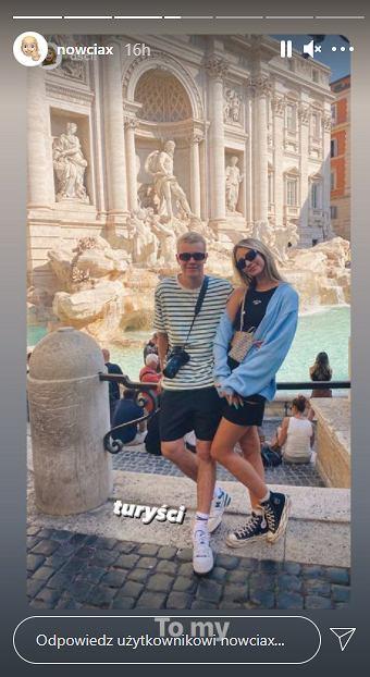 Nowciax pochwalił się wspólnym zdjęciem z Rzymu