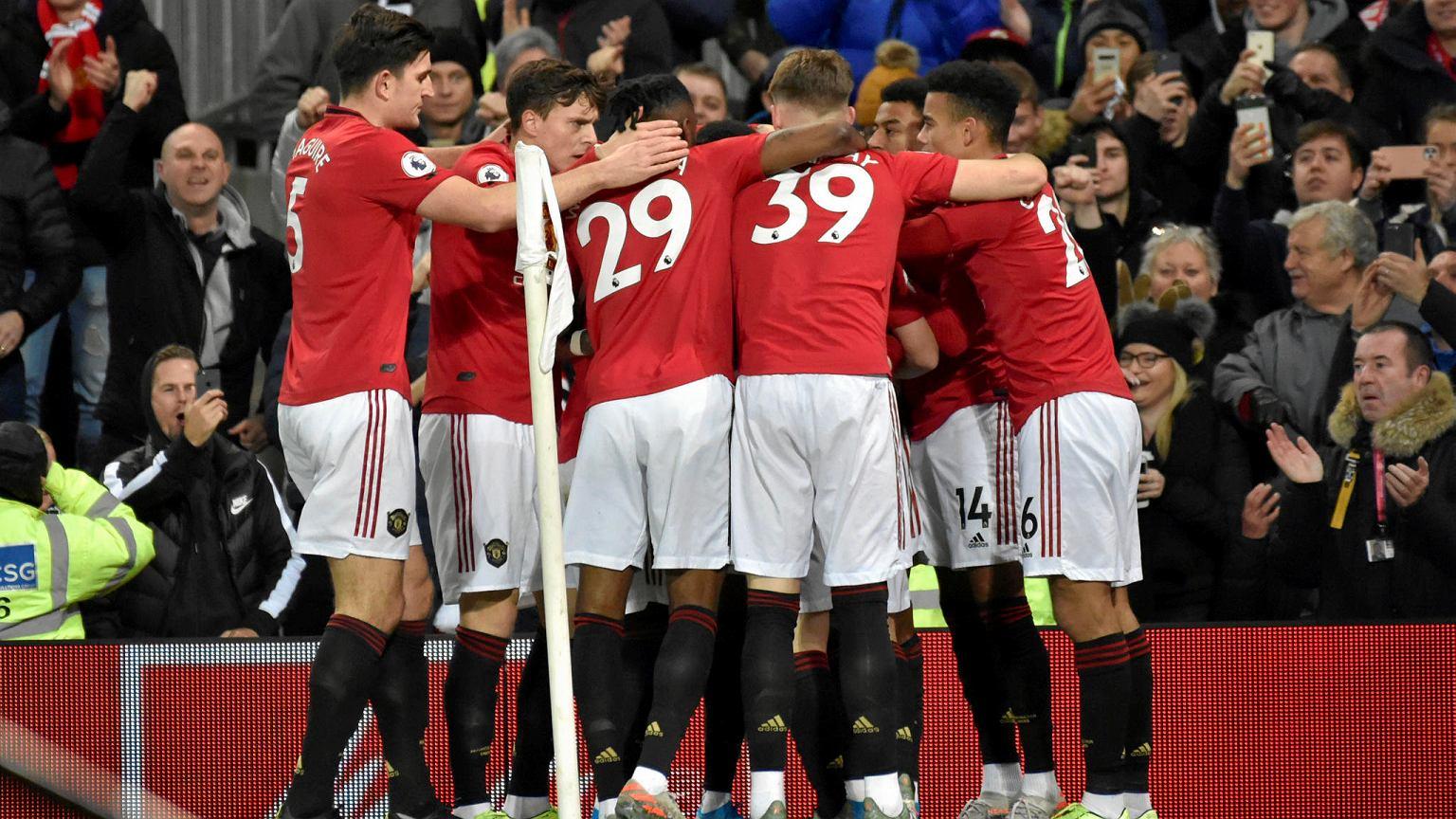 Manchester United przeprowadzi wielki transfer! 200 mln euro do wydania Piłka nożna - Sport.pl