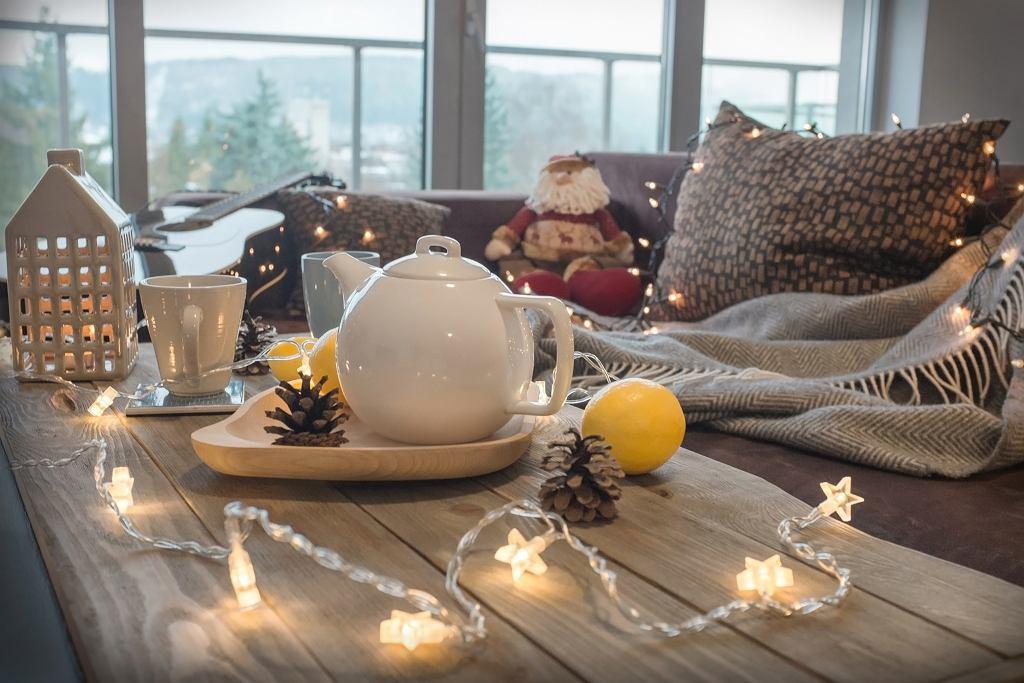 Dekoracje zimowe to sposób, aby poczuć świąteczną atmosferę.