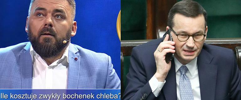 """Kabaret użył wypowiedzi premiera w """"Milionerach"""". Skecz stał się hitem"""