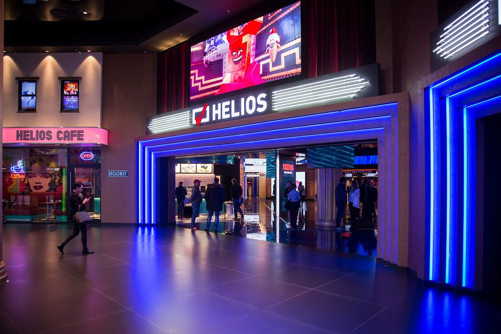 Kino Helios Blue City