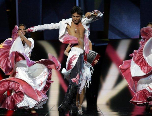 Ivan i Delfin na Eurowizji w 2005