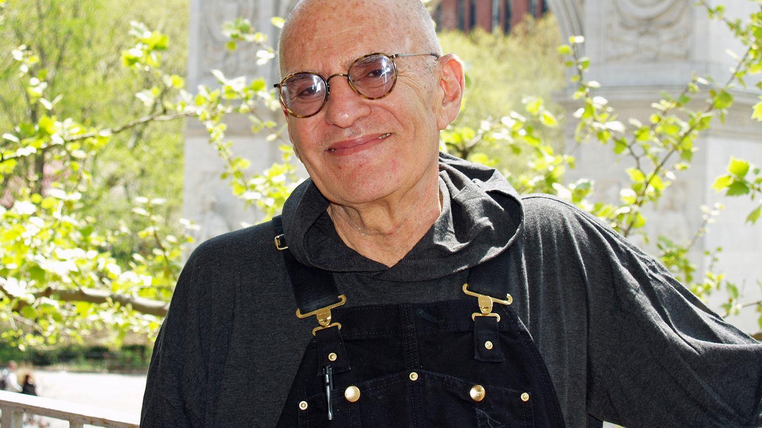 Larry Kramer w 2007 r.