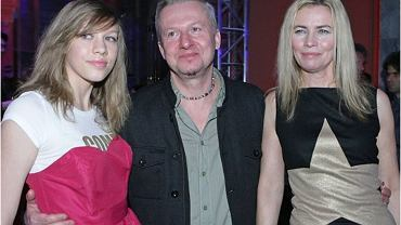 Aleksandra Linda, Bogusław Linda, Lidia Popiel